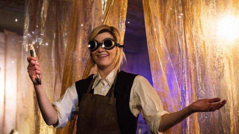 My Thoughts On Jodie Whittaker As TheDoctor…