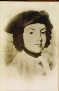 Midshipman William de Rouffignac